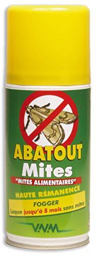 Abatout Laque Antimites Alimentaires Fogger 210 ml