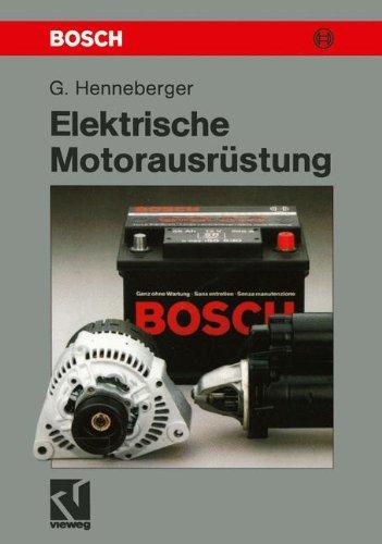 Elektrische Motorausrüstung: Starter, Generator, Batterie und ihr Zusammenwirken im Kfz-Bordnetz Elektrischen Generator, Der Kleine