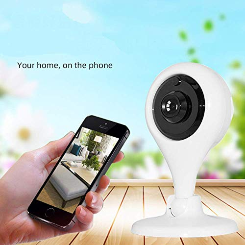 TKFY Kreative Wassertropfen Smart WiFi Security Surveillance System rot Infrarot Nachtsicht Home Monitoring Kamera Wireless Kamera Familie Wachen - Infrarot-system Security-kameras