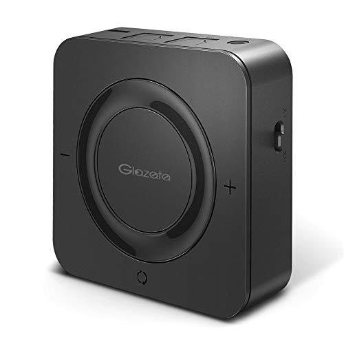 Glazata Bluetooth 5.0 Adapter, Wireless Empfänger/Sender mit Digital Optischer TOSLINK/3,5mm RCA/aptX Low Latency und Double Link, Audio Adapter für TV Heimlautsprecheranlage Premium-5 Rca Component