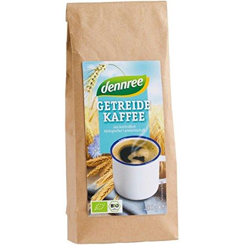 dennree Getreidekaffee-Nachfüllpack (200 g) - Bio