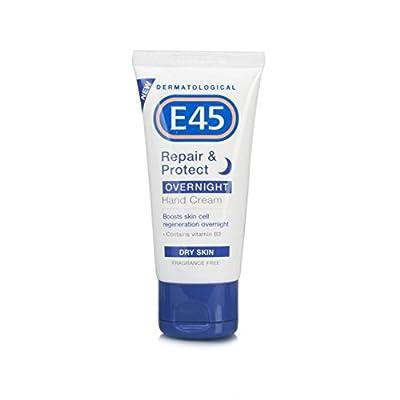 E45 Overnight Repair & Protect Hand Cream