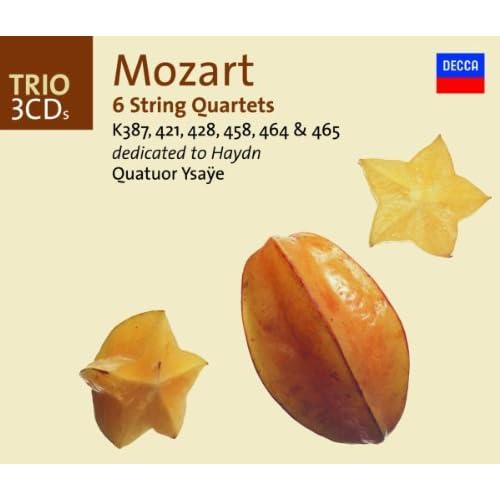 Mozart: String Quartet No.14 in G, K.387 - 2. Allegretto
