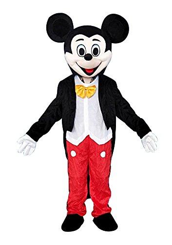 se Erwachsene Halloween Ostern Maskottchen Kostüm Kleid Outfit (Sport Maskottchen Halloween-kostüme)