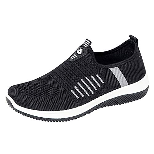 Casual Shoes Breathable Sport Low-Top Running Shoes Fashion Sportschuhe Damenschuhe und Herrenschuhe Laufschuhe Elastische Sneakers ()