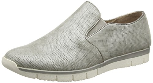 Lotus Lucia, Sneakers basses femme Argent - Silver (Pewter Pwt)