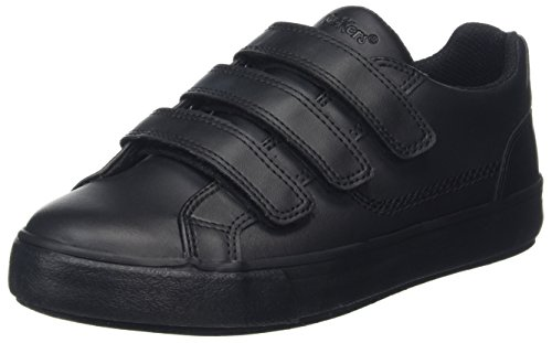 Kickers Unisex Adults' Tovni Trip Trainers, Black (Black), 6.5 UK 40 EU