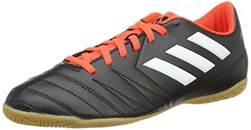 Adidas Herren Copaletto in Fußballschuhe, Schwarz (Schwarz/Weiß/Rot), 47 1/3 EU