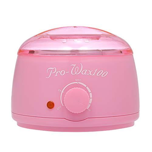 Mini-wachs-streifen (Anself Mini Wachsheizgerät Haarentfernung Enthaarung Wärmerer Wax Bean Heater Temperaturkontrolle)