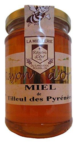 Miel de Tilo de los Pirineos 350gr