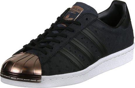 adidas Superstar 80s Metal Toe W chaussures BLACK METALLIC