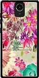 MOBILINNOV Archos Core 50 Summer Love Silikon Hülle Handyhülle Schutzhülle - Zubehor Etui Smartphone Archos Core 50 Accessoires