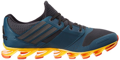 adidas Springblade Solyce, Chaussures de Tennis Homme Gris/Noir