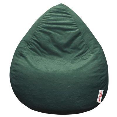 storado.de Sitzsack IZZY Plus XL 220 Liter MOOSGRUEN 201170 Sitzkissen mit Inlett Kissen