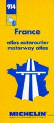 Atlas autoroutier France