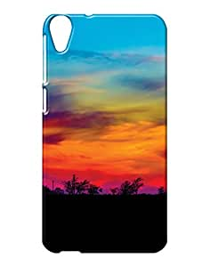Pickpattern Back Coverfor HTC 820