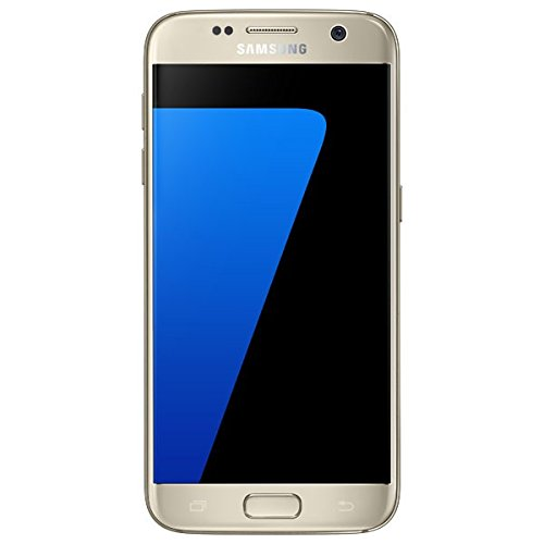 Image of Samsung SM-G930FZDAROM Galaxy S7 Smartphone, 12,95 cm (5,1 Zoll), 32GB, Kamera: 12MP/5MP, Android Marshmallow gold