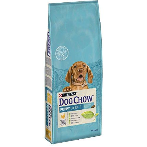 Dog Chow Cane Puppy crocchette al Pollo per Cucciolo 14kg