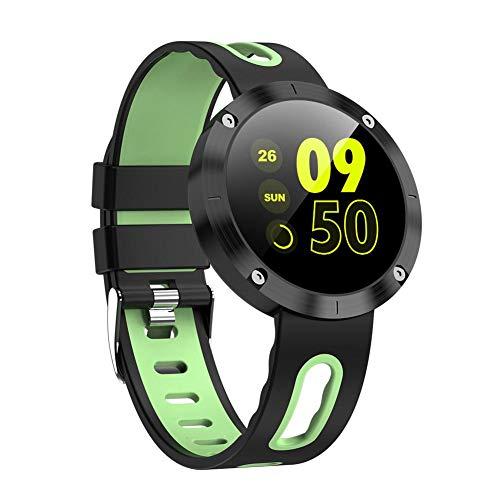 SUPERLOVE Health & Fitness Smartwatch, Bluetooth para Hombre, Deportivo, Impermeable, Brazalete con...