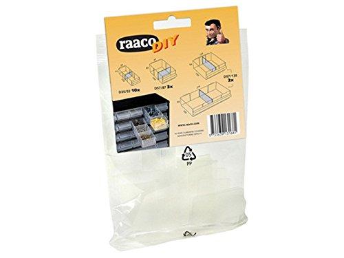Raaco Raa131681 pièces de Stockage