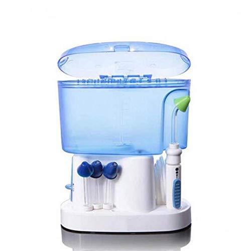 Water Flosser Elektrische Nasenspülung Nasenreiniger Nasennebenhöhlen Erwachsene Neti Pot Kochsalzlösung Hydro Pulse Nasen- und Nasennebenhöhlen-Spülsystem Home -