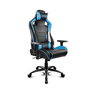 Drift DR400BL – Silla Gaming, Color Negro/Azul
