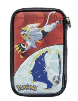 Pochette Pokemon Lune / Soleil pour Nintendo New 3DSXL / 3DSXL