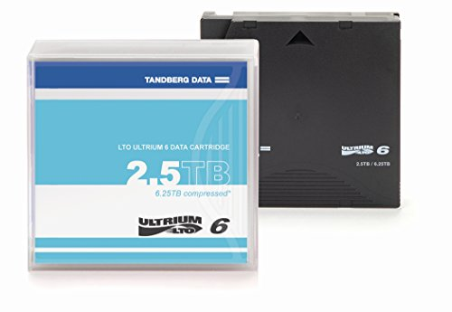 Tandberg LTO-6 Data Cartridge wi...