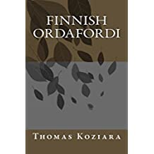 Finnish Ordafordi (Icelandic Edition)