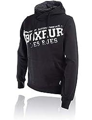 BOXEUR DES RUES Serie Fight Activewear, Felpa Uomo