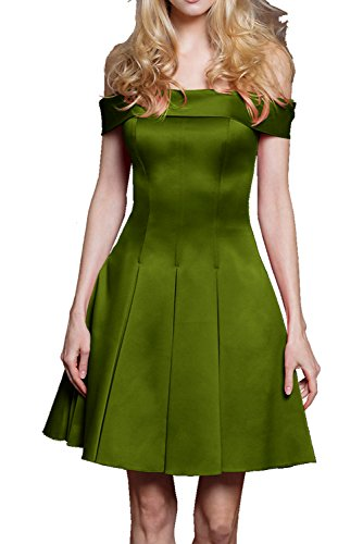 Ivydressing -  Vestito  - linea ad a - Donna Oilgruen