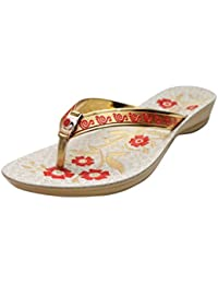 Women & Ladies Flip-Flops & Heel Slippers