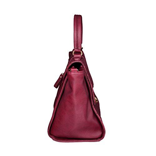 Tamaris VICTORIA Handbag 1257152-001 Damen Henkeltaschen 28x24x16 cm (B x H x T) Red