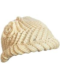 Zacharias Women's Knitted Woolen Hat/Cap