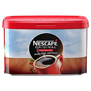 NESCAFÉ ORIGINAL Instant Coffee Tub, 500 g