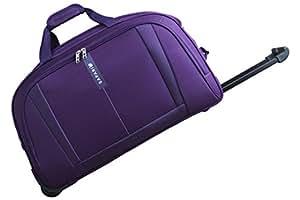 Safari Revv Polyester 55 cms Purple Travel Duffle (Revv-55-Purple-RD)