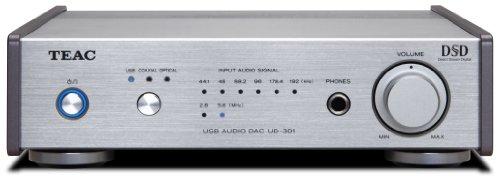 TEAC UD-301-S - Preamplificador con USB y DAC