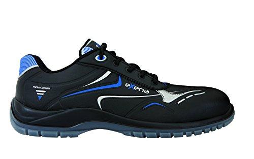 Exena Onice Chaussures de sécurité, Onice noir