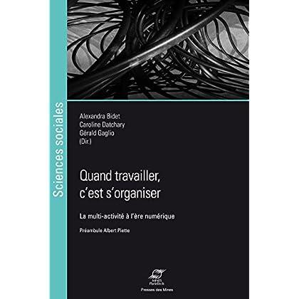 Quand travailler, c'est s'organiser: La multi-activité à l'ère numérique (Sciences sociales)