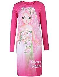 Filles Top Model Chemise De Nuit, rose