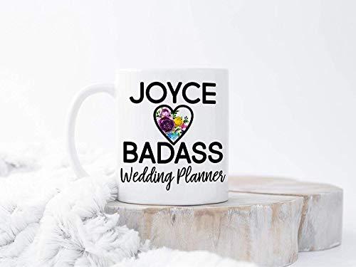 Planner Mug, Xmas Gift for Wedding Planner, Wedding Coordinator Gift, Event Planner Gift, Wedding Planner Mugs, Cup,11 oz ()