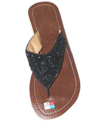 (Damen Flip Sandale Fairy Star Zehentrenner Zehenpantolette)