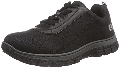 L5820 Rieker Sneakers Rieker Schwarz L5820 Damen 00 Damen schwarz schwarz BZ6AAq