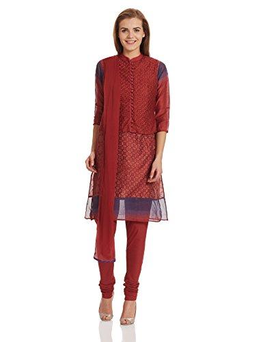 Biba Women's A-line Salwar Suit
