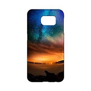 BLUEDIO Designer 3D Printed Back case cover for Samsung Galaxy S6 Edge Plus - G5634