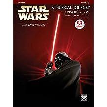 Star Wars 1-6 - Klarinette Instrumental Solos, Buch/CD