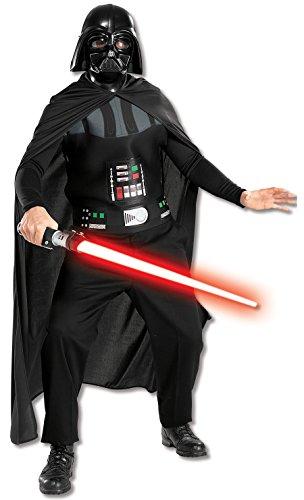 Darth Vader Kostüm für Herren Star Wars (Darth Vader Authentische Kostüme)