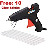 billionBAG 40 Watt Hot Melt Glue Gun Kit (Multicolour)