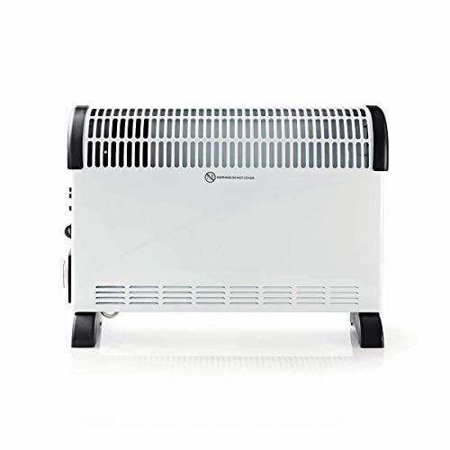 NEDIS CCCH300EWH Calefactor Convección   750/1250/2000