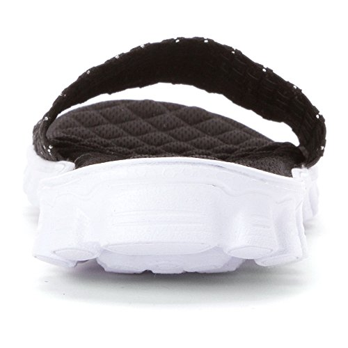 Skechers Ez Flex Cool-Sand Piper Sandalen Black
